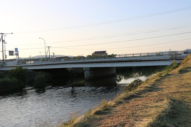 久根別川河口写真