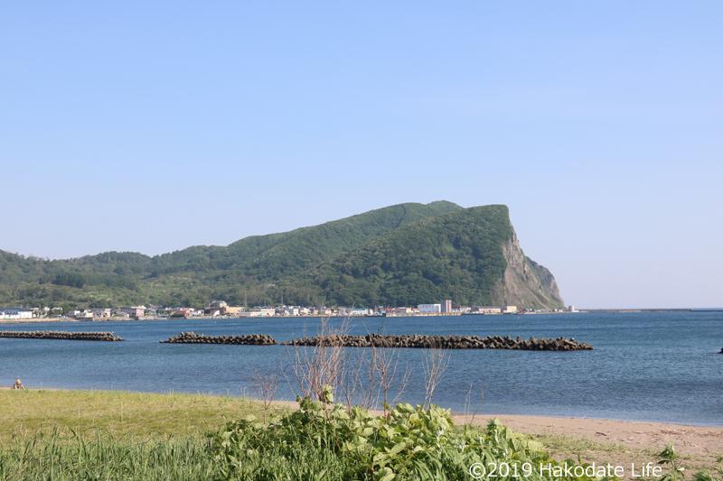 シリパ岬遠景