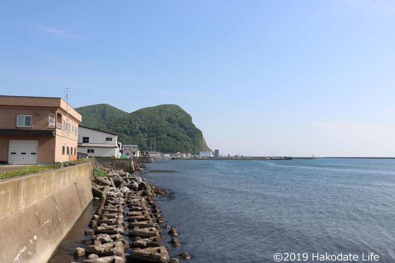 シリパ岬中景