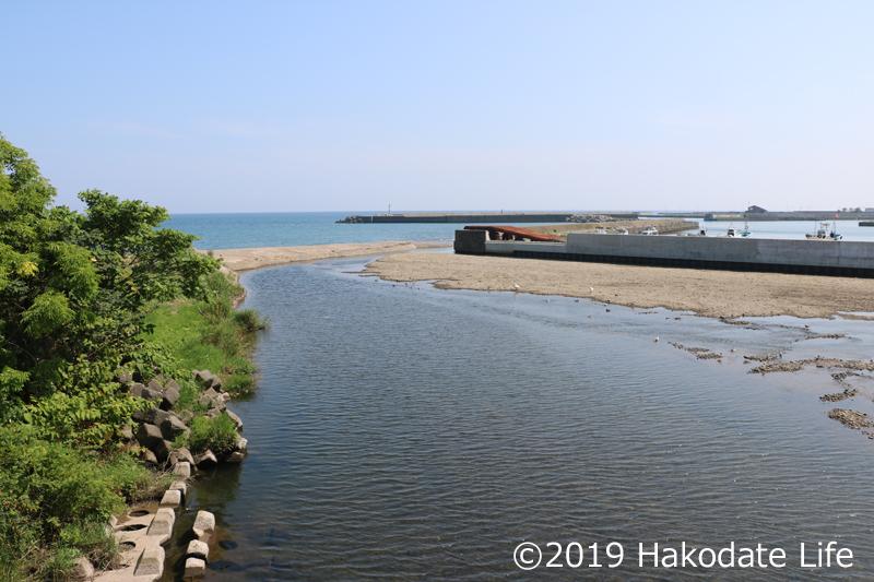 福島川河口