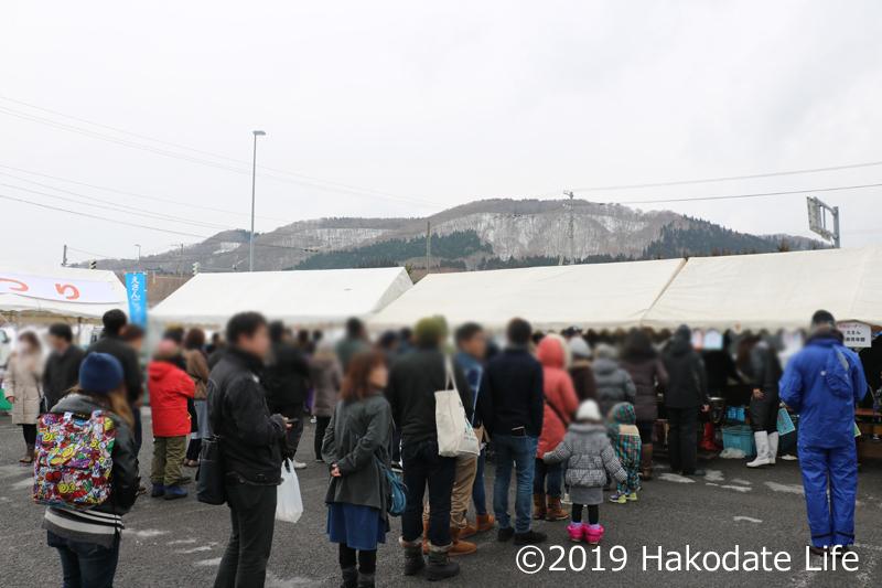 2018年恵山ごっこまつり