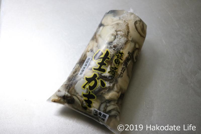 森町産牡蠣500g