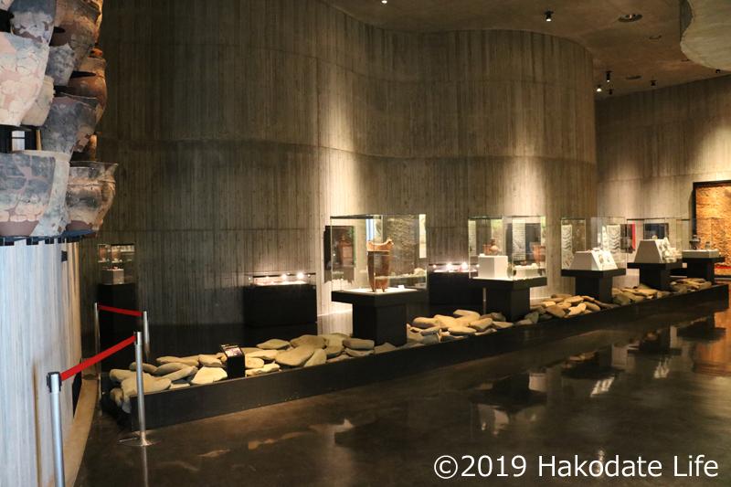 展示室の風景①