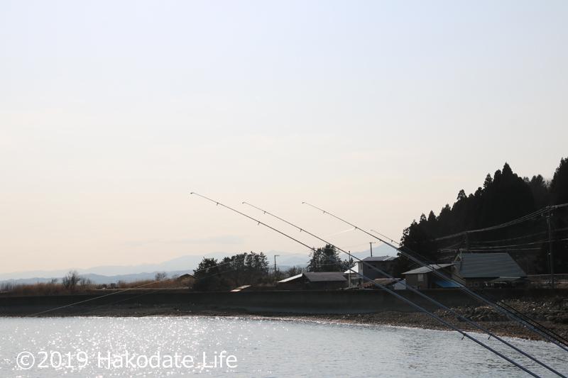 二日目の釣り