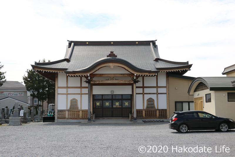 法亀寺本堂