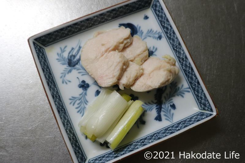 鶏むね肉のロースト